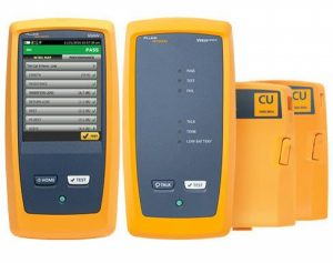DSX-8000 Cable Analyzer